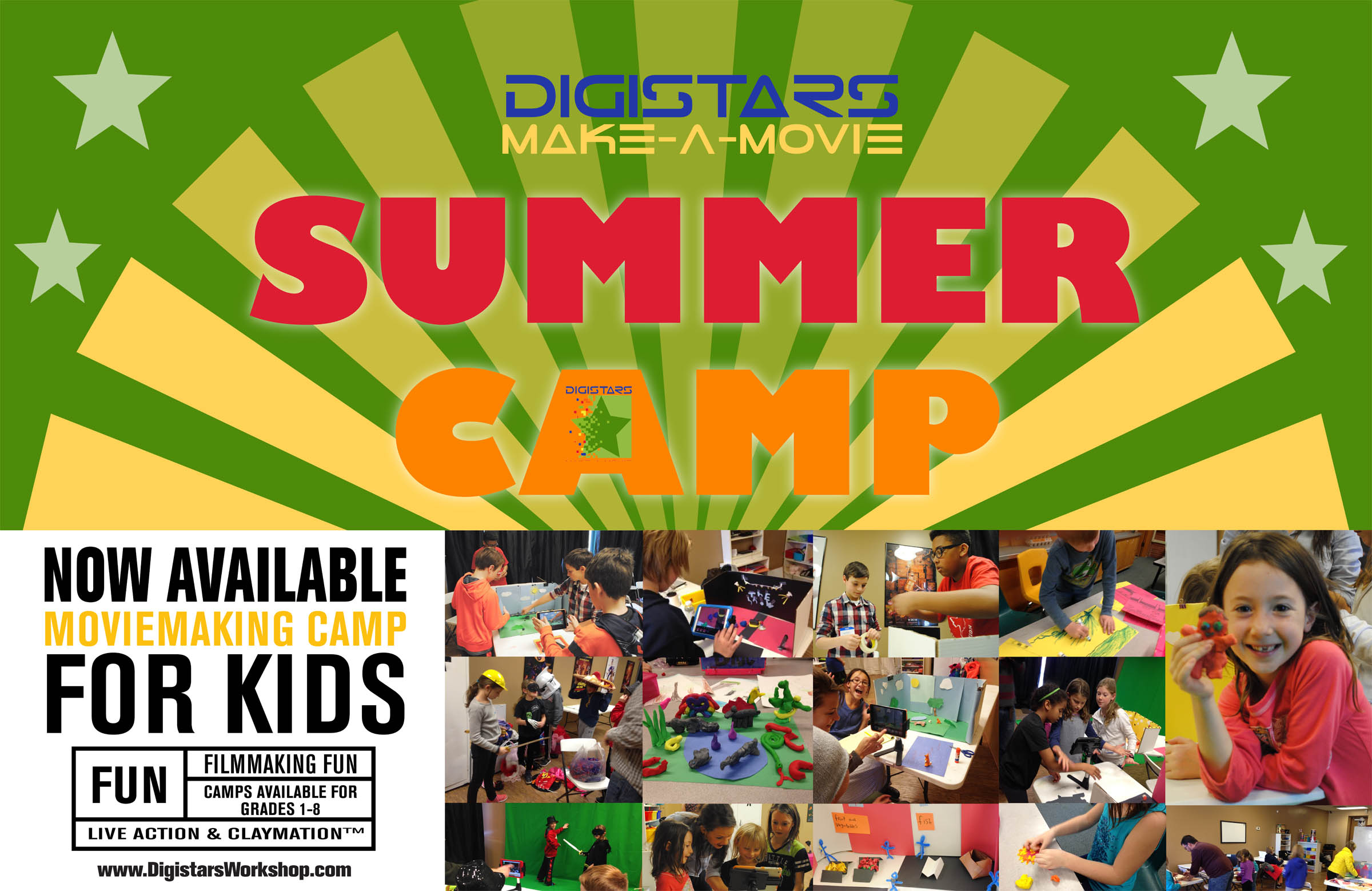 Uncategorized How To Make A Movie For Kids digistars moviemaking programs for kids